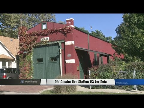 Historic Omaha Firehouse Turned Home Up for Sale
