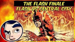 "Flash Finale ""Flash VS Central City"" - Complete Story | Comicstorian"