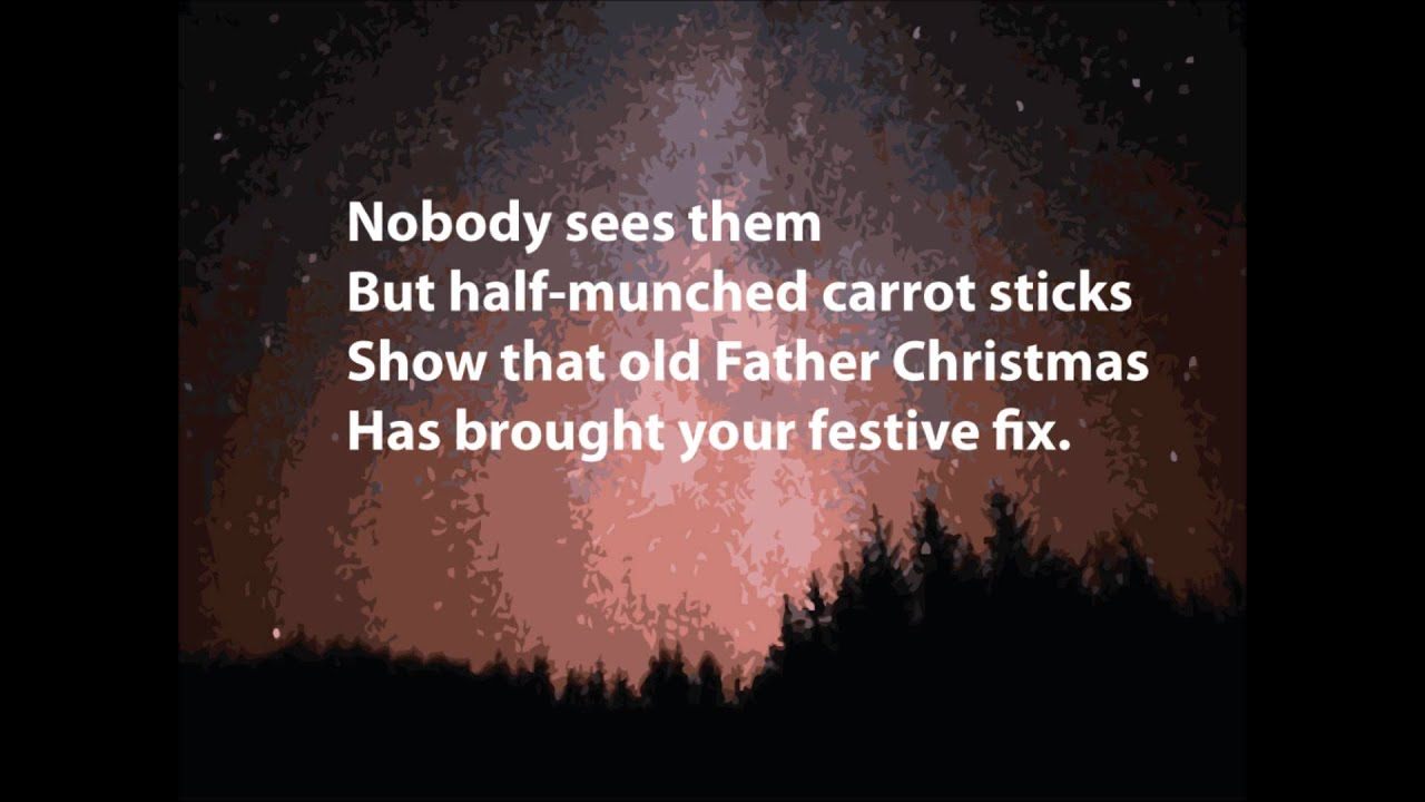 a poem about christmas rhyming poem