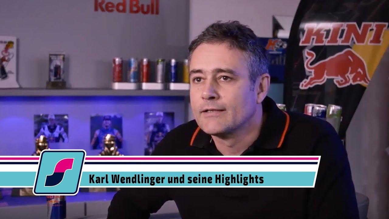 Karl Wendlinger und seine Highlights