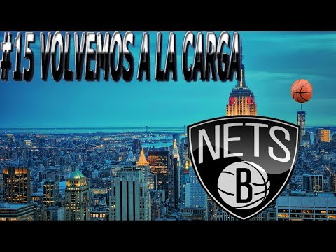 My GM EN ESPAÑOL 2.0 BROOKLYN NETS NBA 2k18 Ep 15