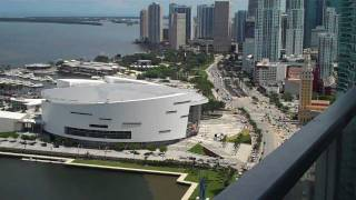MARQUIS RESIDENCES Miami Apt 3707 2Beds+Den / 2 1/2 Baths 2,081 Sq.Ft. Model E