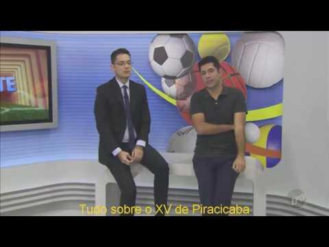 São Paulo-RS 3 x 4 XV de Piracicaba pela 6ª rodada da 1ª fase do Camp. Brasileiro da Série D -2017