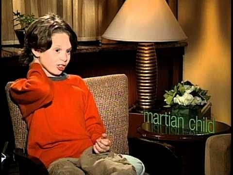 Martian Child - Exclusive: Bobby Coleman - YouTube