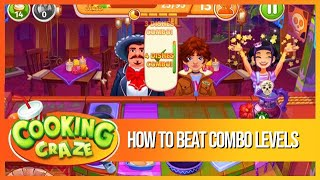 Find the Combo Levels in Cooking Craze a bit challenging? Check out...