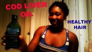 Cod Liver Oil For Healthy Hair and Body ♥ Curvy and Fit