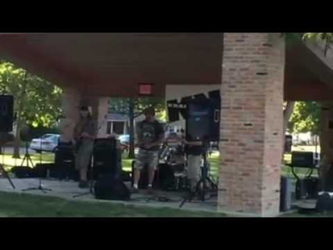Rocky Mountain way - covered by Krankstate for music in the park.