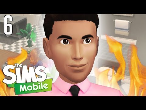The Sims Mobile - 6 (Hot Date)
