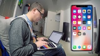 iPhone X Pre-Ordering Madness