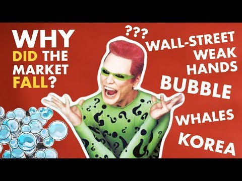 WHY DID THE CRYPTOCURRENCY MARKET CRASH?