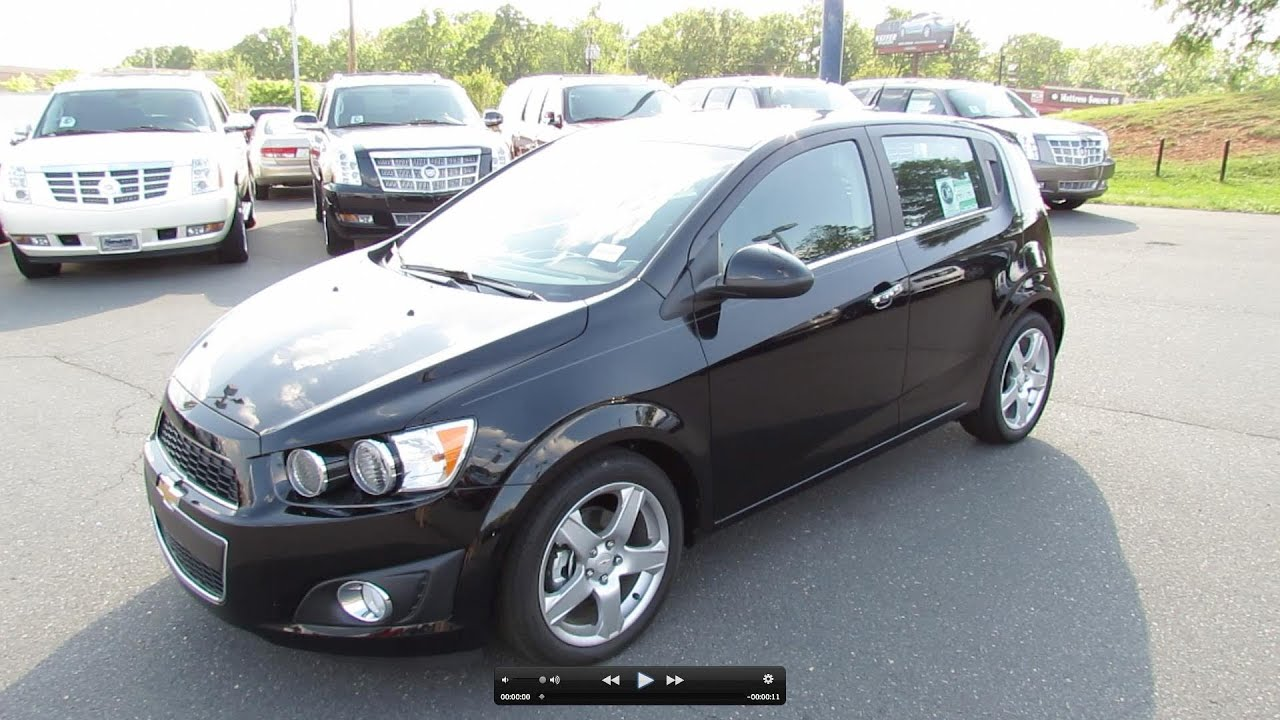 2012 chevrolet sonic turbo ltz hatchback 6 spd start up. Black Bedroom Furniture Sets. Home Design Ideas