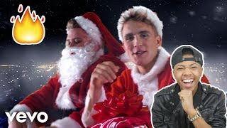 Jake Paul - All I Want For Christmas (Official Music Video) Reaction