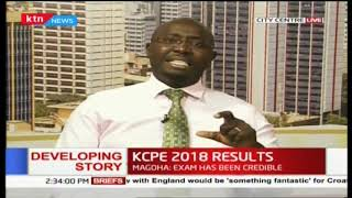 KCPE 2018 results: performance on a record high #KCSE2018