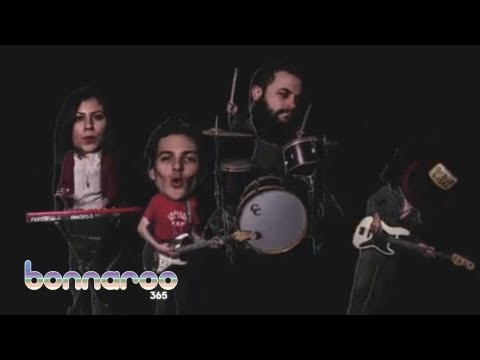 Houndmouth  On The Road   Music   Bonnaroo365