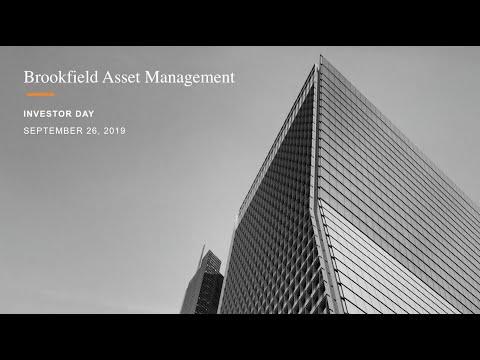 Brookfield 2019 Investor Day Highlights