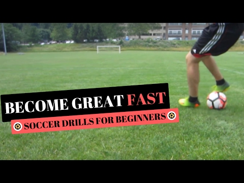 Best Soccer Skills For 8 to 10 Year Olds  Soccer Drills For Beginners