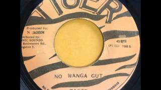 TIGER / NO WANGA GUT -Reggae 1986