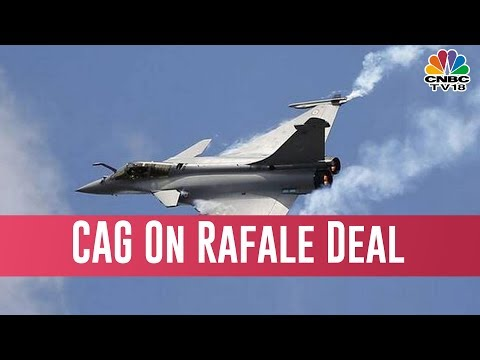 CAG Report On Rafale Tabled In Parliament