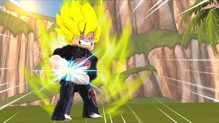 Roblox :Dragon ball z final stand Kamehameha mais forte do Roblox?!