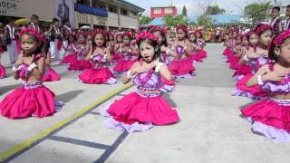 Pearly Shell dance at Star of Hope School in Taytay, Philippines
