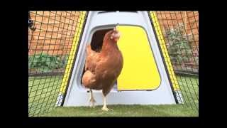 Eglu Go By Omlet - Modern Chicken House And Run