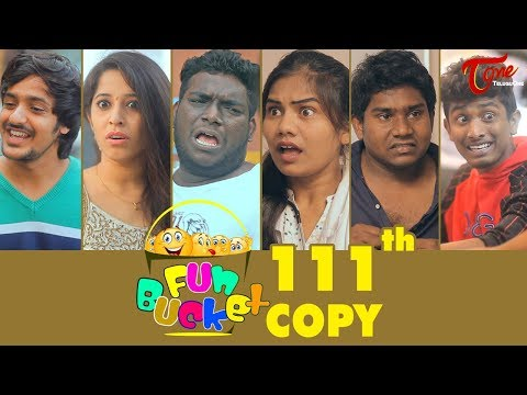 Fun Bucket | 111th Episode | Funny Videos | Harsha Annavarapu | Telugu Comedy Web Series