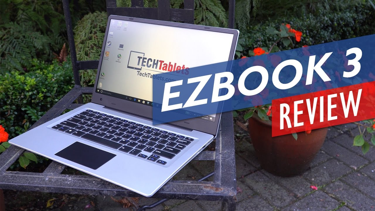 Jumper Ezbook 3 Review Apollo Lake N3350 Budget Laptop Youtube