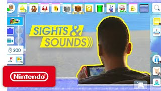 Sights & Sounds – Unforgettable Summer with Super Mario Maker 2