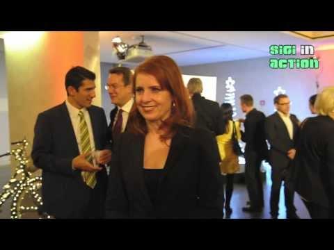 Monica Lierhaus @ ARD Adventsessen 2013 @ HVB Forum am 29.11.2013