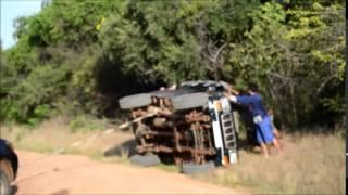 Elephant Attacks Safari Jeep in Yala