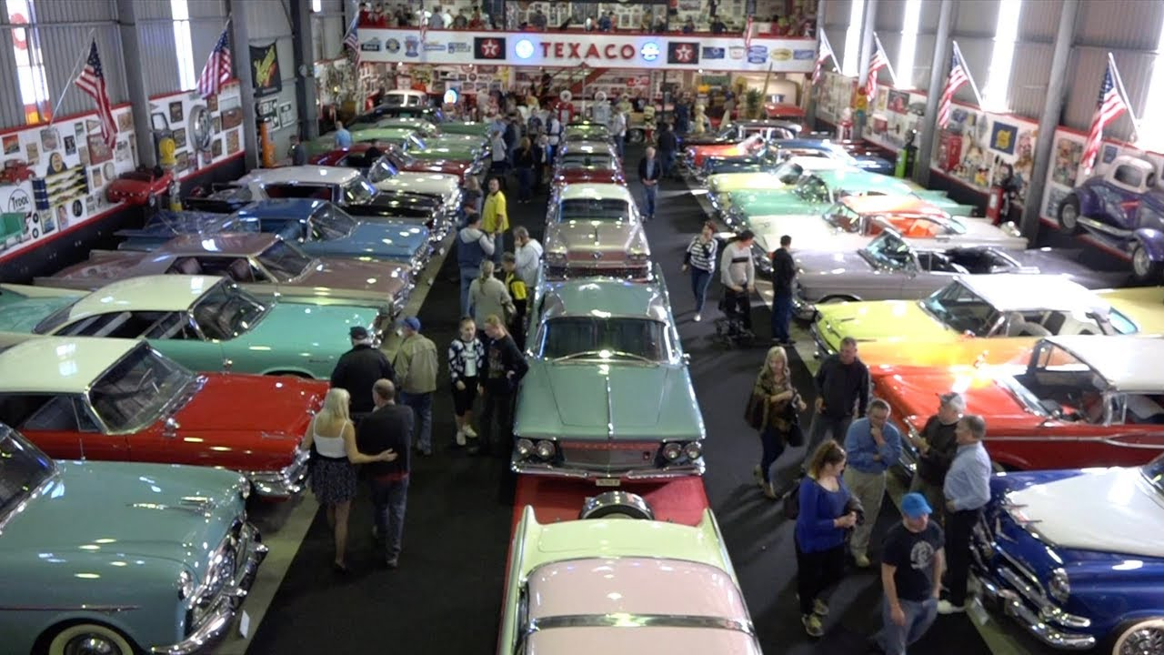 Lost in the 50's Museum Closure & Sale/XY GT Falcon Enthusiast: Classic Restos - Series 38