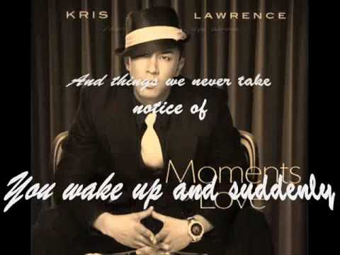Suddenly - Kris Lawrence