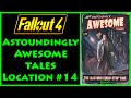 Fallout 4 - Astoundingly Awesome Tales - Park Street Station - Vault 114 - 4K Ultra HD