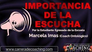 """COCREAR ARGENTINA """"La importancia de La Escucha"""" explicada por alumna del Diplomado virtual"""