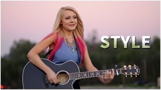 Taylor Swift -  Style (Acoustic Cover by Alexi Blue)