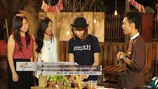 Bamasakan Banjartv  Ep 06 - Spaghetti Chicken Mushroom & Choco Strawberry