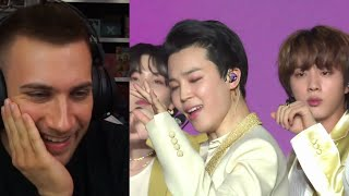 They Are Killing It Bts Butter Cdtv Live Live Reaction