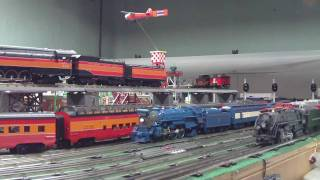 Railking Jersey Central Blue Comet
