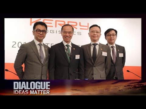 Dialogue— Talking with George Yeo 11/07/2016 | CCTV