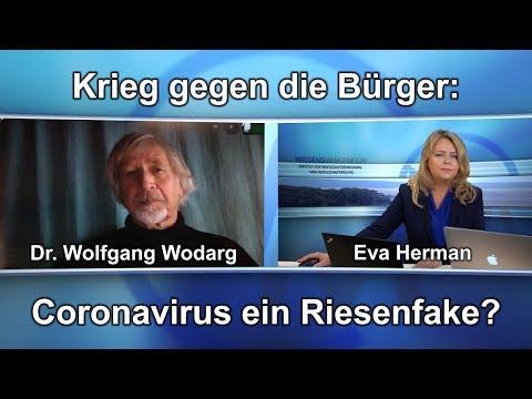 Krieg gegen die Bürger: Coronavirus ein Riesenfake? Eva Herman im Gespräch mit Dr. Wolfgang Wodarg