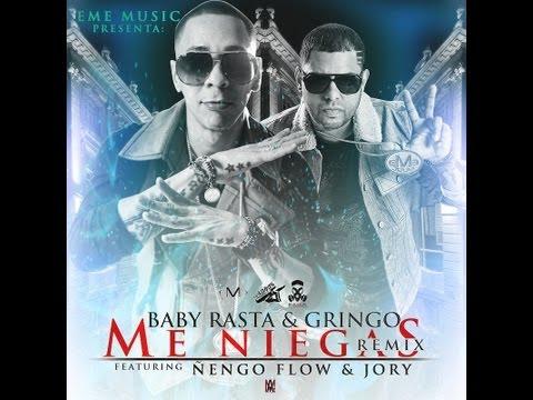 Baby Rasta y Gringo Feat Nengo Flow y Jory - Me Niegas Remix