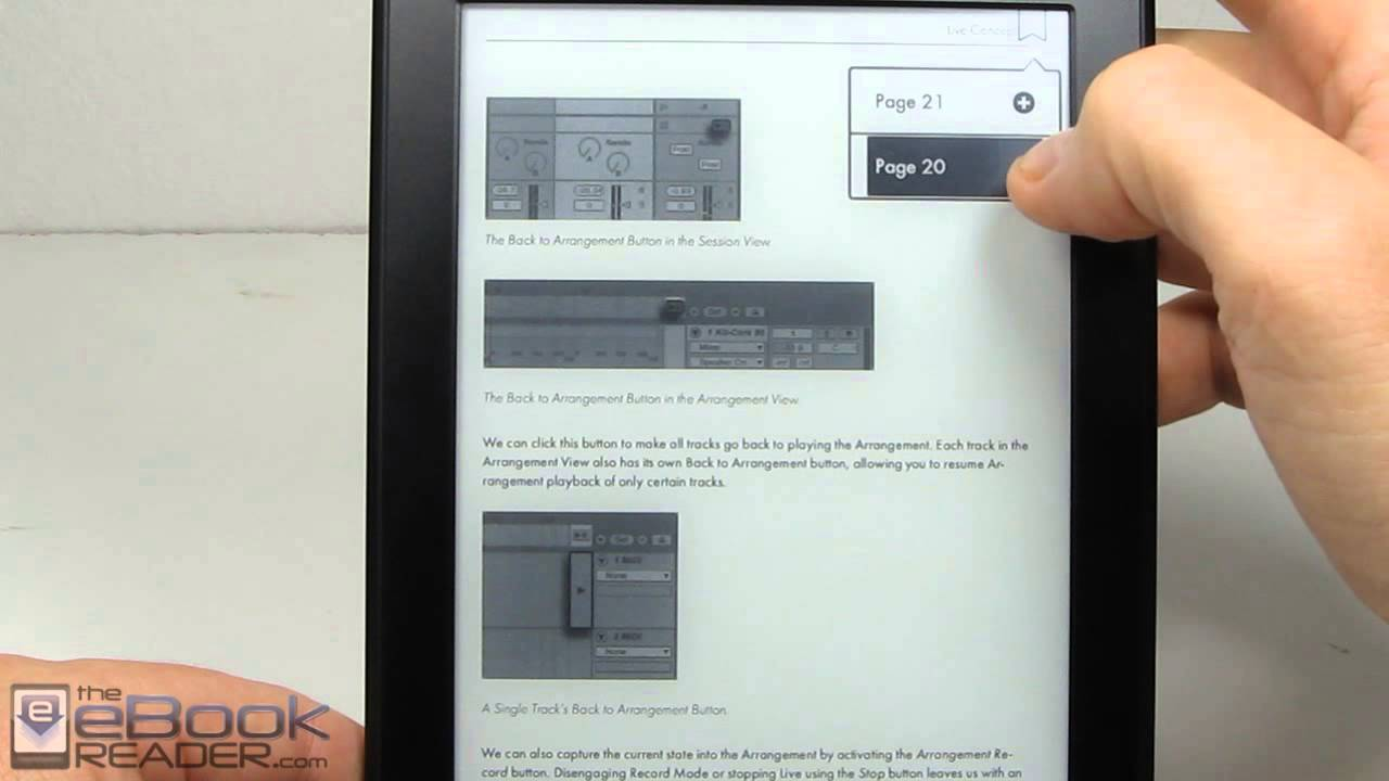 Kindle Paperwhite 3 PDF Review and Features Test - YouTube