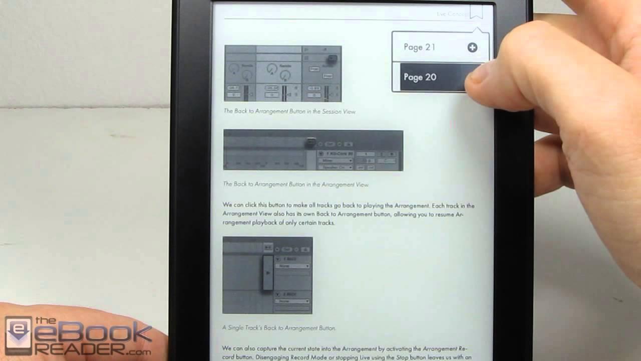 kindle paperwhite 3 pdf