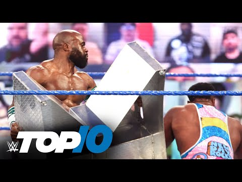 Top 10 Friday Night SmackDown moments: WWE Top 10, March 12, 2021