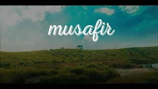 Musafir - Abhilash Choudhury (Music Video)