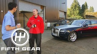 Fifth Gear: How To Properly Wash Your Car