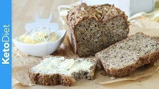 Grain-free Sunflower Bread