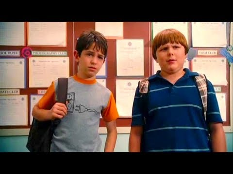 Diary of a Wimpy Kid 2010 Movie  Zachary Gordon & Robert Capron