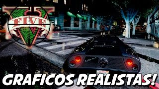GTA V – Gráficos Realistas MOD