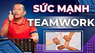 Đội nhóm: Nhà lãnh đạo thành công trong kinh doanh phải biết xây dựng đội nhóm | Phạm Thành Long